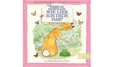 Musik - CD Der Neue Hasenschwanz - Hörspiel zur TV - Serie / Weißt Du Eigentlich,Wie Lieb Ich Dich Hab?, (1 CD) kaufen