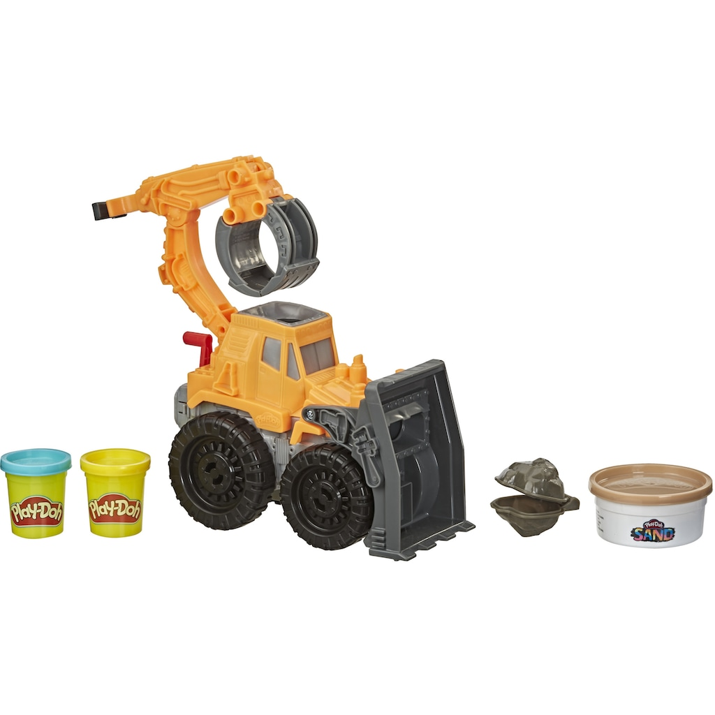 Hasbro Knete »Play-Doh Wheels, Frontlader«