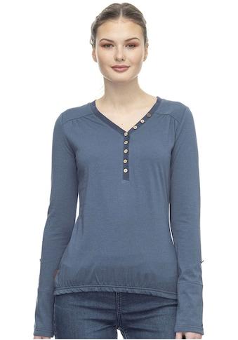 Ragwear Plus V - Shirt »PINCH ORGANIC PLUS« kaufen