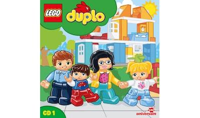 Musik - CD LEGO Duplo CD 1 / Various, (1 CD) kaufen