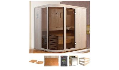 weka Sauna »Sara 1«, 7,5 kW Ofen mit ext. Steuerung kaufen