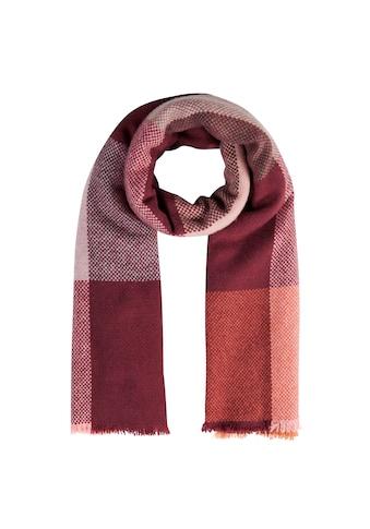 Codello Strukturschal aus warmer Wolle kaufen