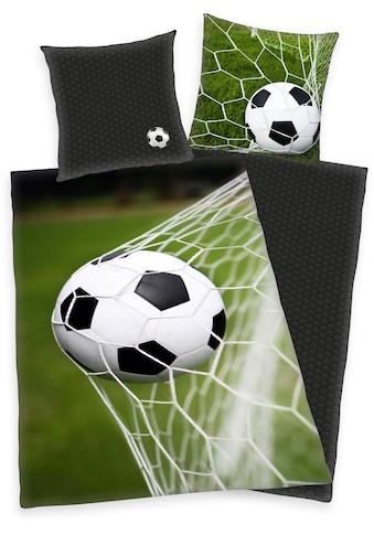 Wendebettwäsche »Fußball«, Herding kaufen