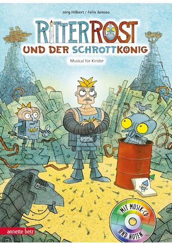Buch »Ritter Rost 14: Ritter Rost und der Schrottkönig / Jörg Hilbert« kaufen