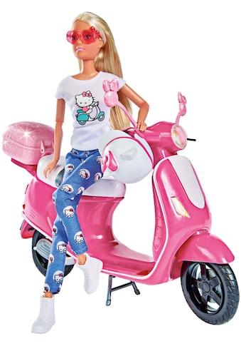 SIMBA Anziehpuppe »Steffi Love, Hello Kitty Scooter« kaufen
