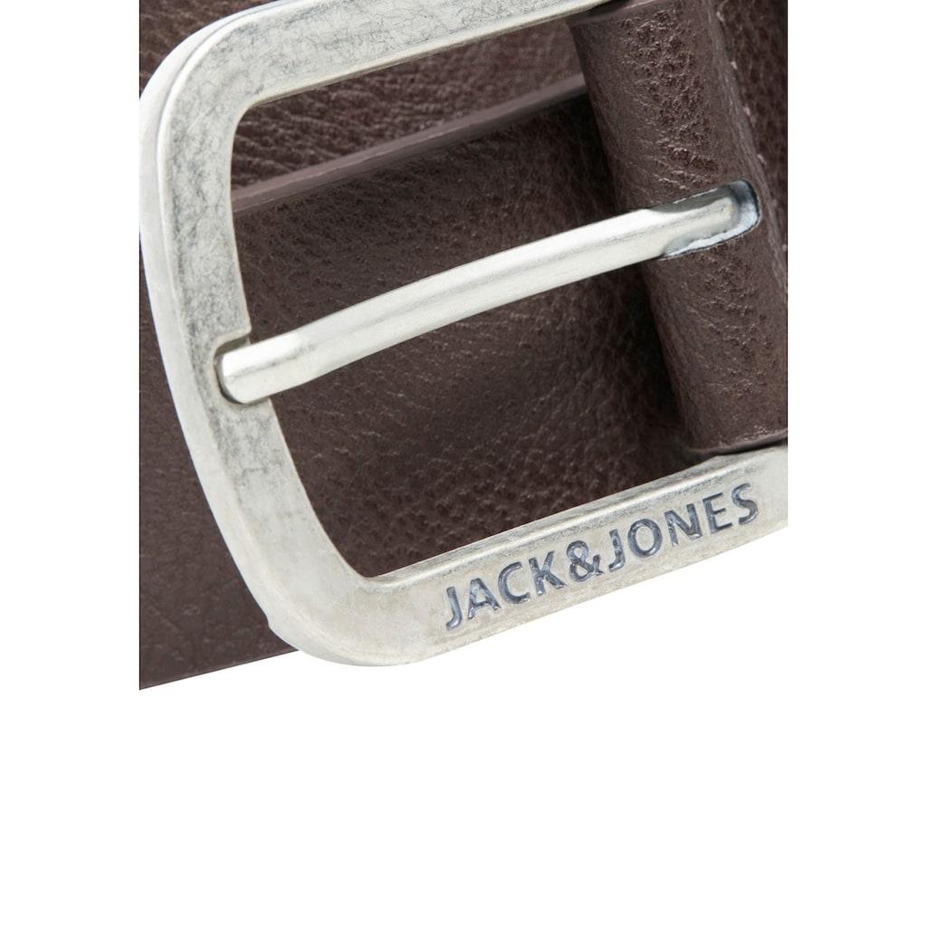 Jack & Jones Junior Synthetikgürtel »JACHARRY BELT JR«