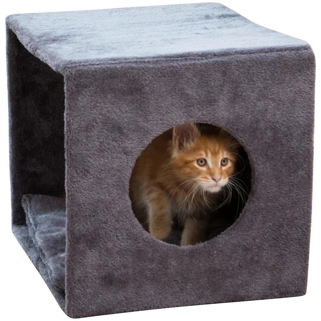 ABUKI Tierbett, Katzenhöhle, BxL: 34x38 cm