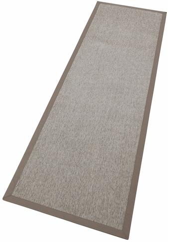 Dekowe Läufer »Naturino Rips«, rechteckig, 7 mm Höhe, Teppich-Läufer, Flachgewebe,... kaufen