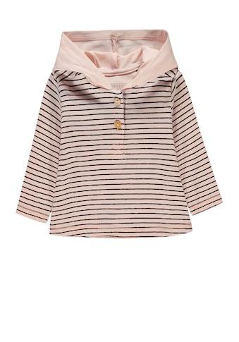 Bellybutton Langarmshirt, mit Kapuze kaufen