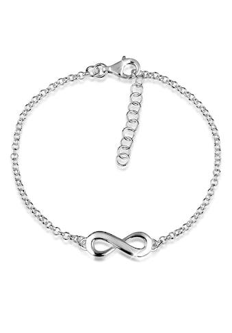Nenalina Armband »Infinity Symbol Unendlichkeits - Zeichen 925 Silber« kaufen