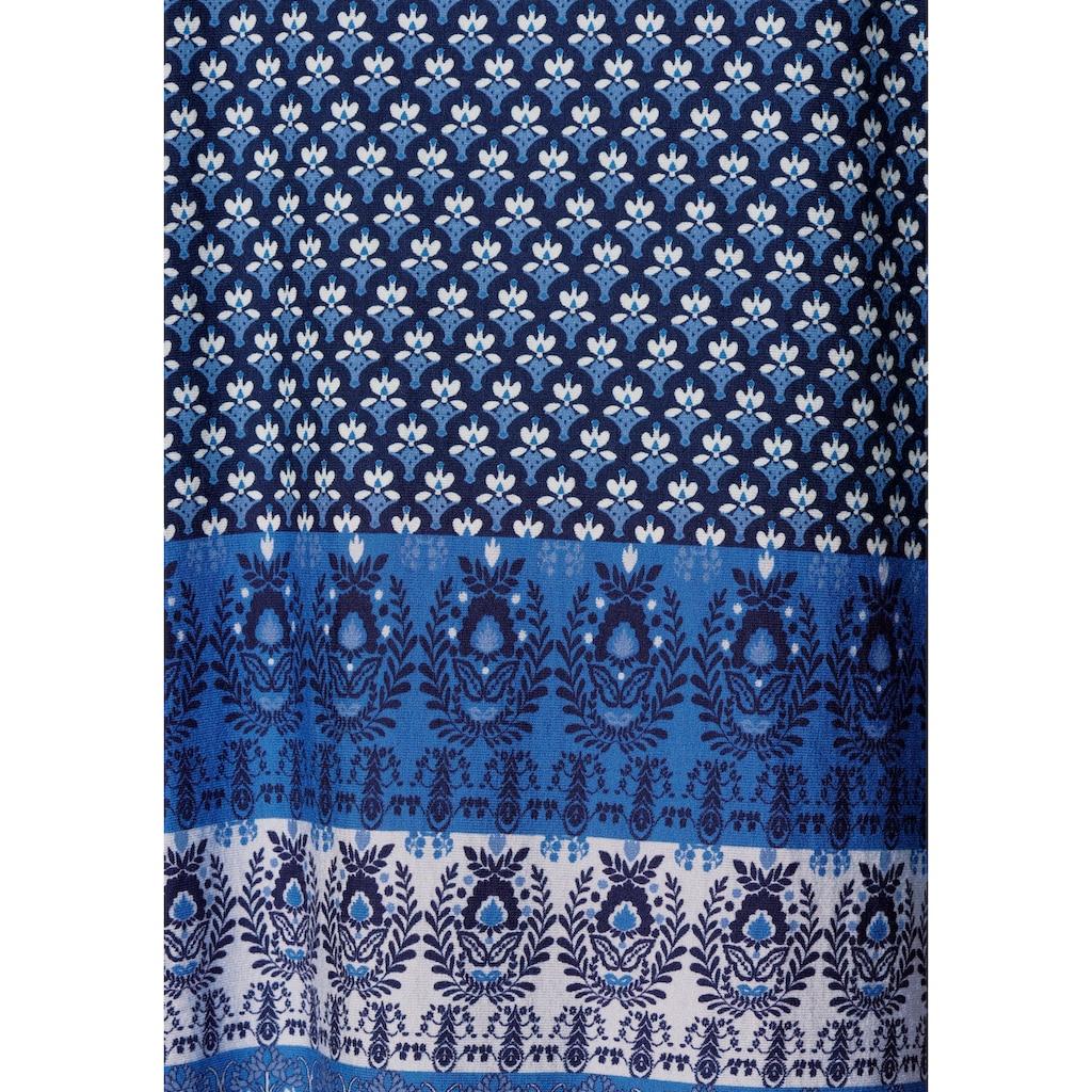 Boysen's Longshirt, mit Raglan- Ärmeln