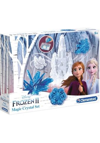 "Clementoni® Experimentierkasten ""Frozen 2  -  Magische Kristalle"" kaufen"