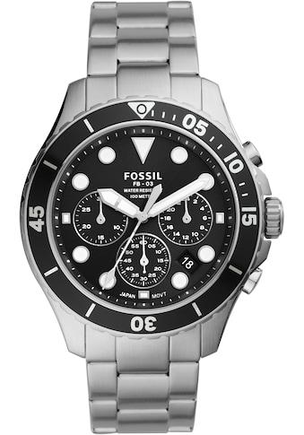 Fossil Chronograph »FB  -  03, FS5725« kaufen