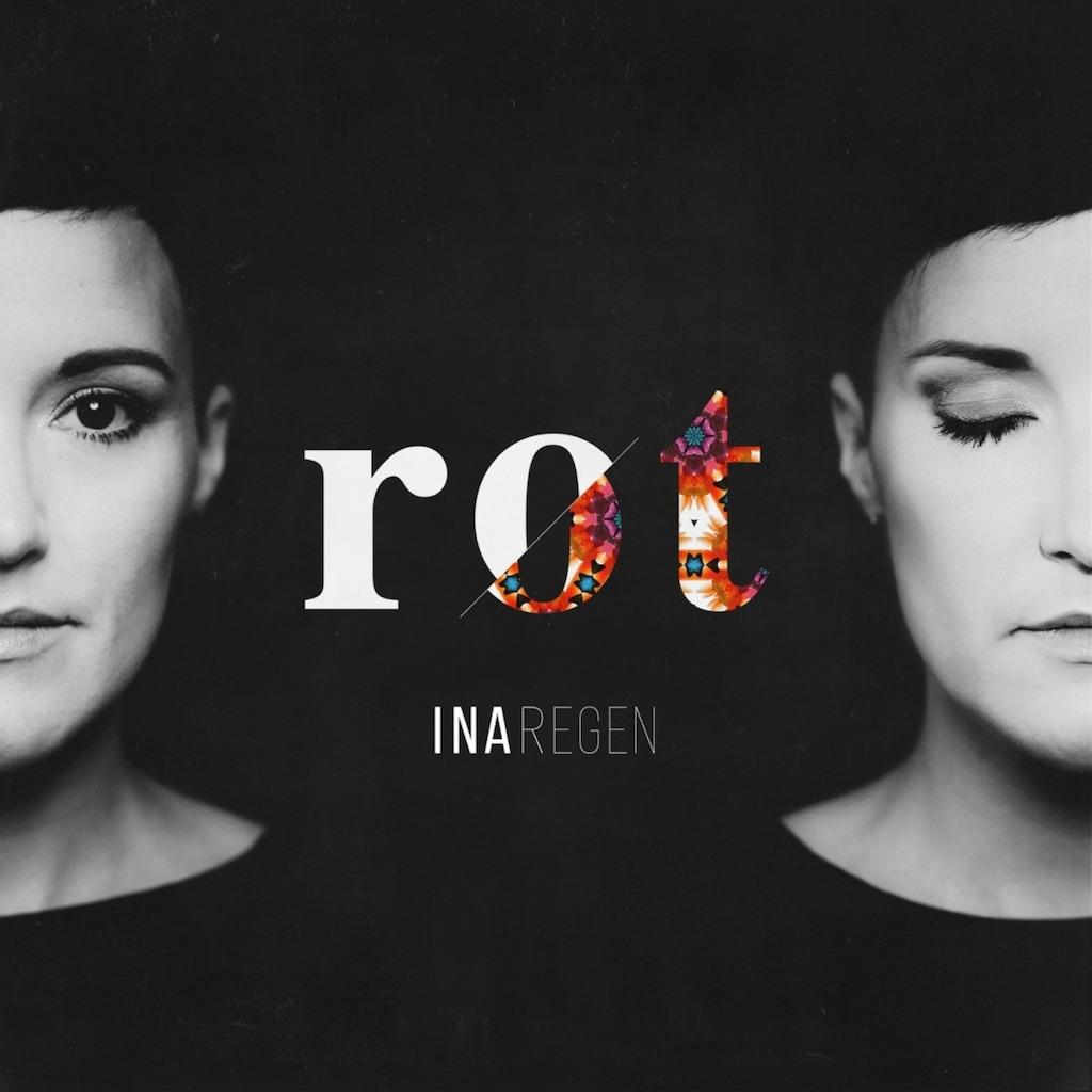 Musik-CD »Rot / Regen,Ina«