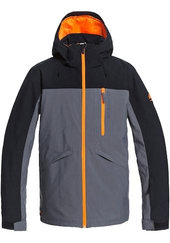 Quiksilver Skijacke »DAWSON« kaufen