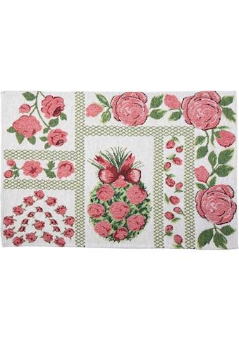 SPRÜGEL Platzset »Rose«, Gobelin kaufen
