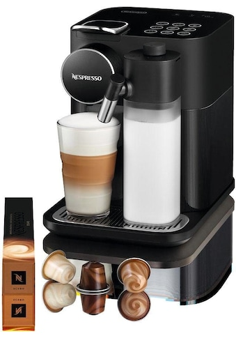 Nespresso Kapselmaschine Distinta Moments, Gran Lattissima EN 650.B – Sunset Black kaufen