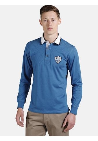 Charles Colby Sweatshirt »DUKE CALLANHAN«, mit aufwendigen Verzierungen kaufen