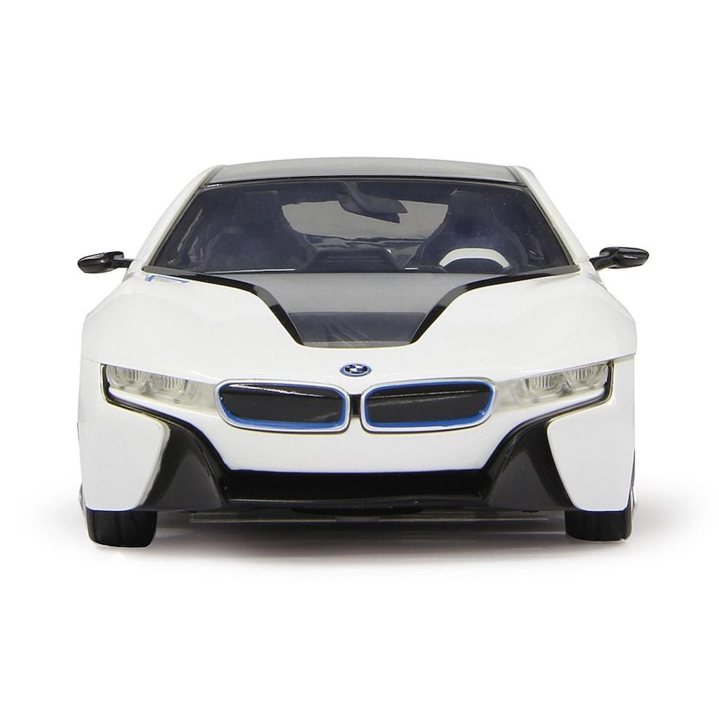 Jamara RC-Auto »BMW i8 - 40 MHz weiß«