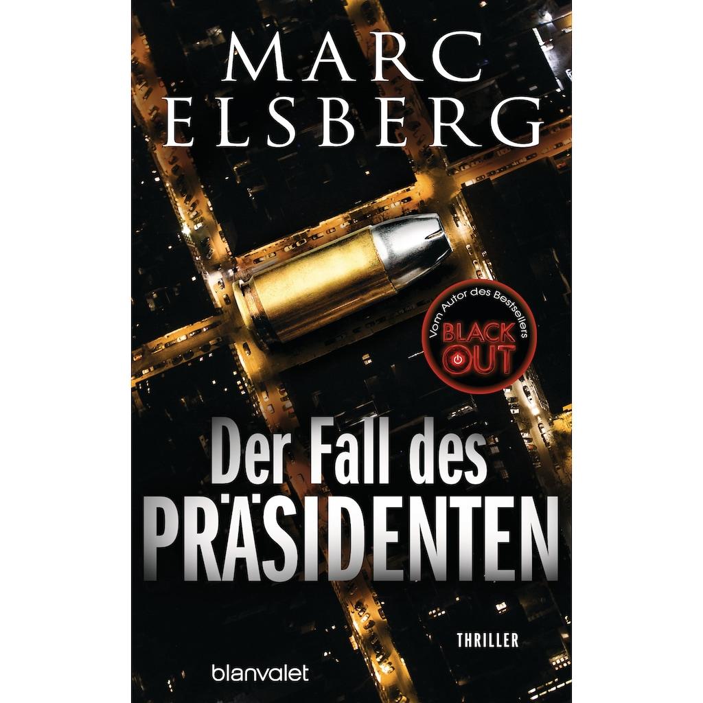 Buch »Der Fall des Präsidenten / Marc Elsberg«