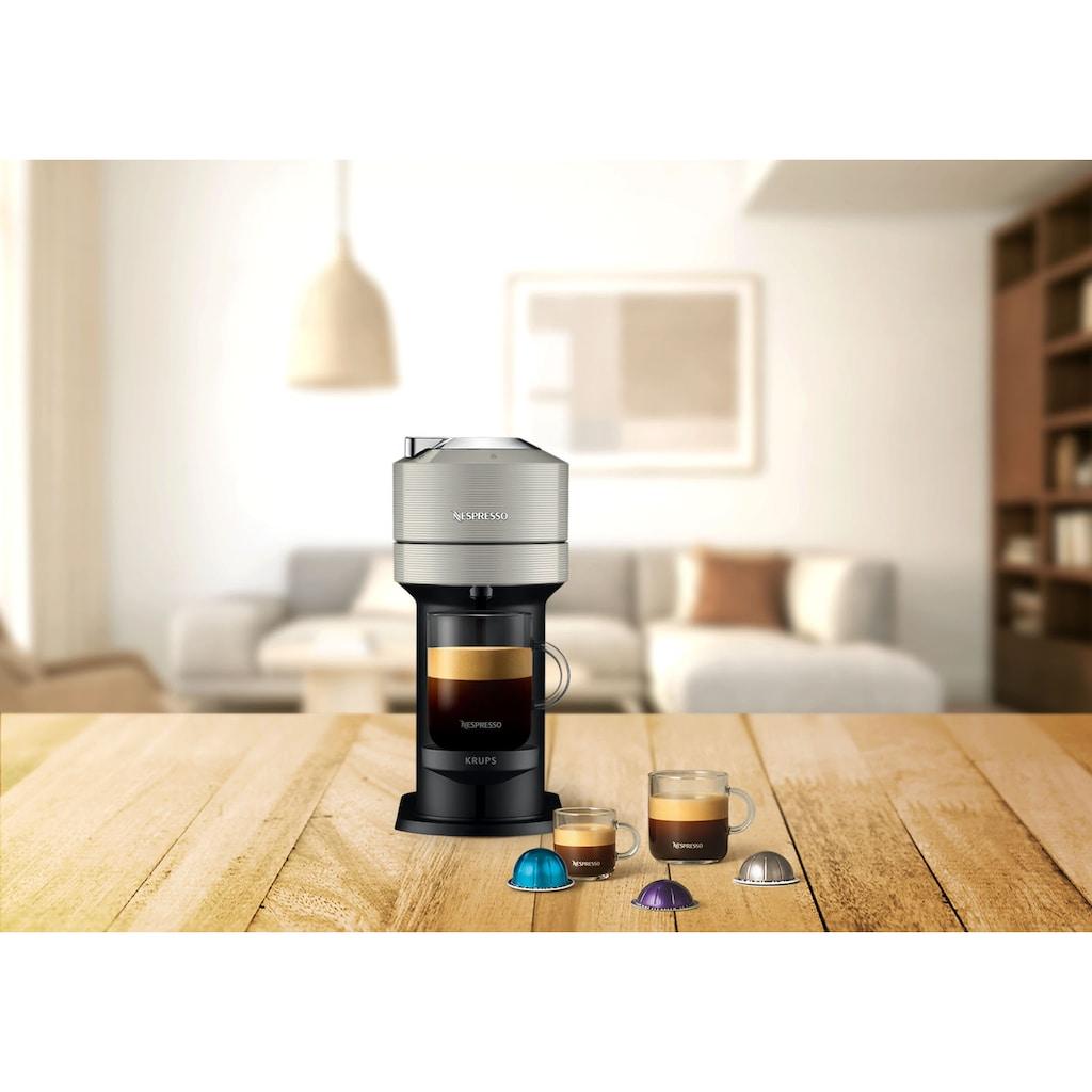 Nespresso Kapselmaschine »XN910B Vertuo Next«, neuartiges Kapselsystem, 54% aus recyceltem Material