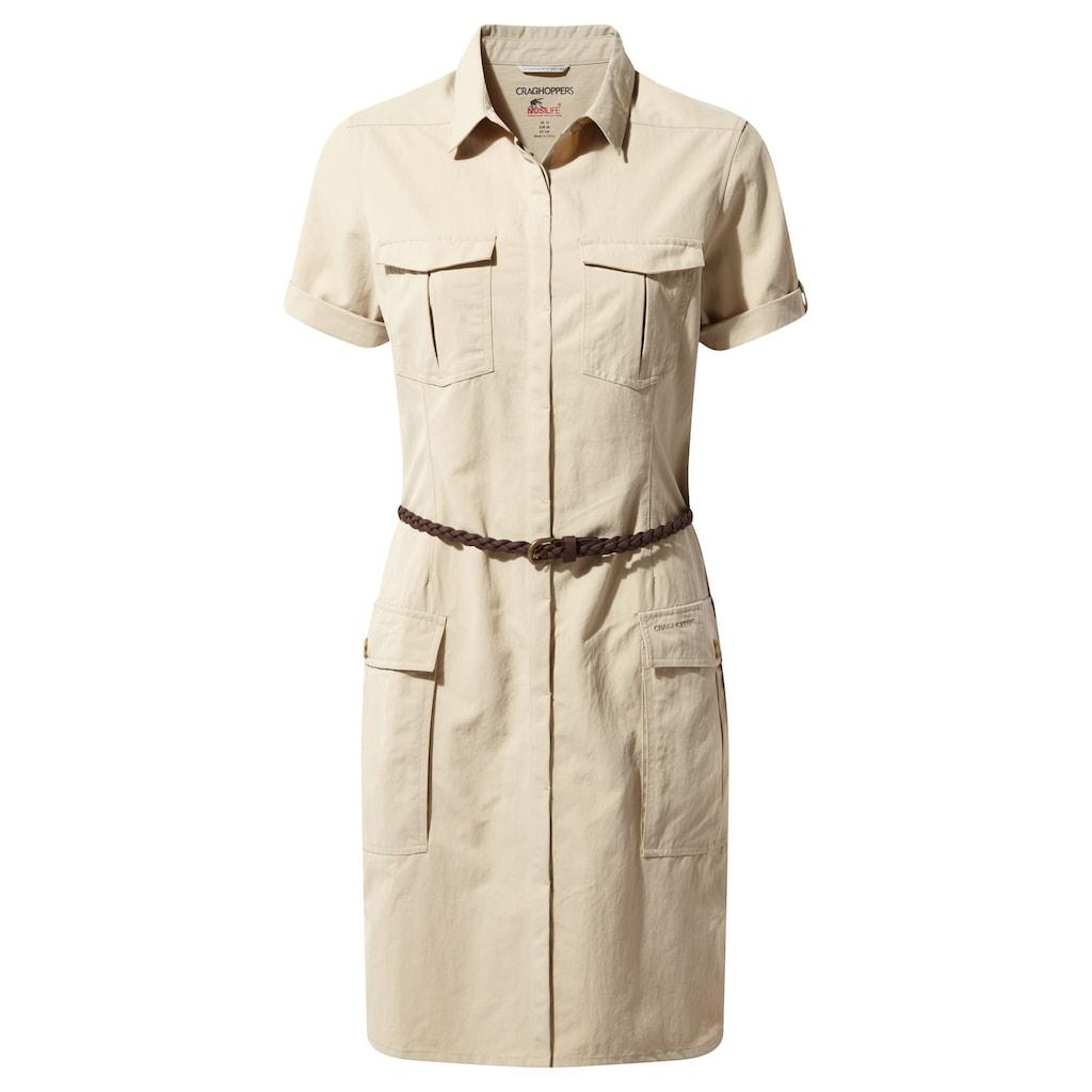 Craghoppers Hemdblusenkleid »NosiLife Savannah Damen-«