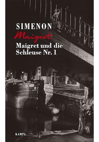Buch »Maigret und die Schleuse Nr. 1 / Georges Simenon, Hansjürgen Wille, Barbara... kaufen