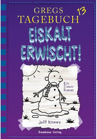 Buch Gregs Tagebuch 13  -  Eiskalt erwischt! / Jeff Kinney; Dietmar Schmidt kaufen