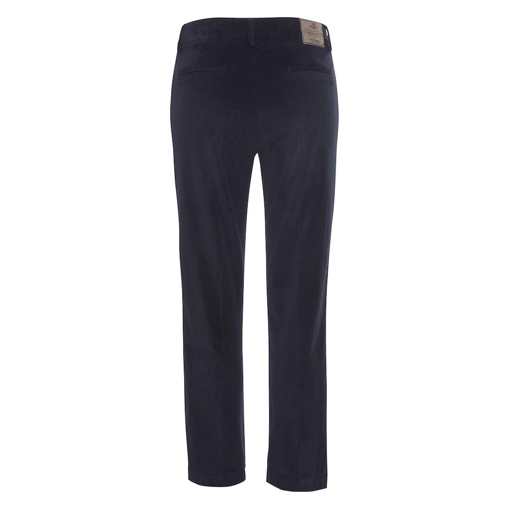 Herrlicher 7/8-Jeans »MINX«, aus Power-Stretch-Samt