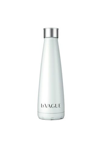 LA VAGUE Trinkflasche »GRAVITY«, (2 tlg.), doppelwandig aus Edelstahl mit... kaufen
