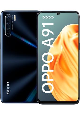"""Oppo Smartphone »A91«, (16,3 cm/6,4 """" 128 GB Speicherplatz, 48 MP Kamera) kaufen"""