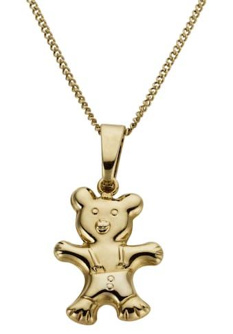 Firetti Kettenanhänger »Bär, glänzend«, Made in Germany kaufen