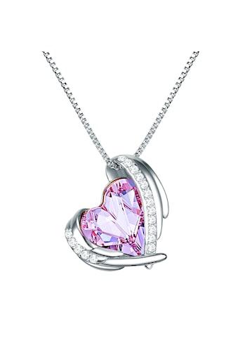 Rafaela Donata Herzkette »RD322«, (1 tlg.), aus Sterling Silber kaufen