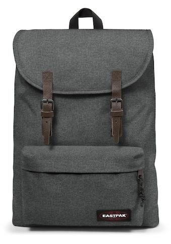 Eastpak Laptoprucksack »LONDON black denim« kaufen
