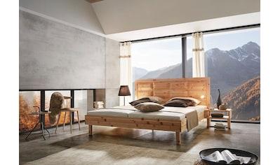 ADA premium Massivholzbett »Tyrol« kaufen