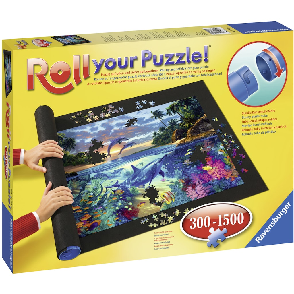 Ravensburger Puzzleunterlage »Roll your Puzzle für 300-1500 Teile«, Made in Europe