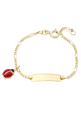 Amor Goldarmband »Marienkäfer, 2014262« kaufen