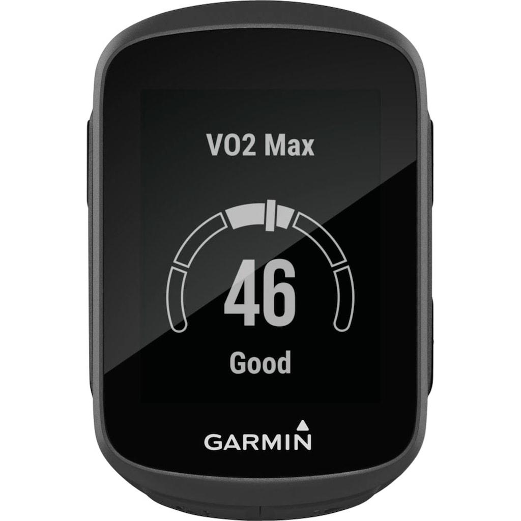 Garmin Fahrrad-Navigationsgerät »Garmin Edge 130 Plus MTB Bundle«