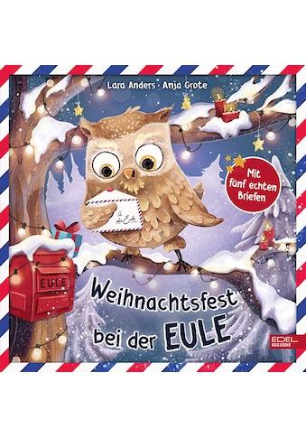 Buch »Weihnachtsfest bei der Eule / Lara Anders, Anja Grote« kaufen