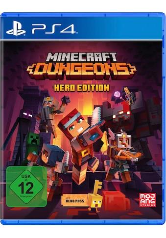 Minecraft Dungeons  -  Hero Edition PlayStation 4 kaufen