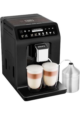 Krups Kaffeevollautomat »EA8948 Evidence Plus One-Touch-Cappuccino«, Platzsparend mit... kaufen