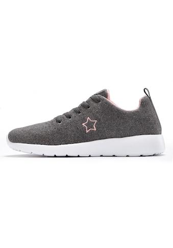 LASCANA Sneaker, aus kuscheligem Woll-Mix kaufen