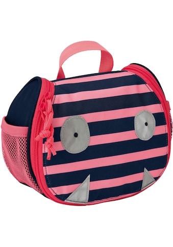 Lässig Kulturbeutel »4Kids Mini Washbag Little Monsters, Mad Mabel« kaufen