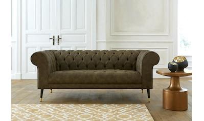Guido Maria Kretschmer Home&Living Chesterfield - Sofa »Tinnum« kaufen