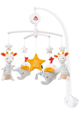 Fehn Mobile »Gute Nacht«, mit Spieluhr und Glow-in-the-dark-Bestickung kaufen