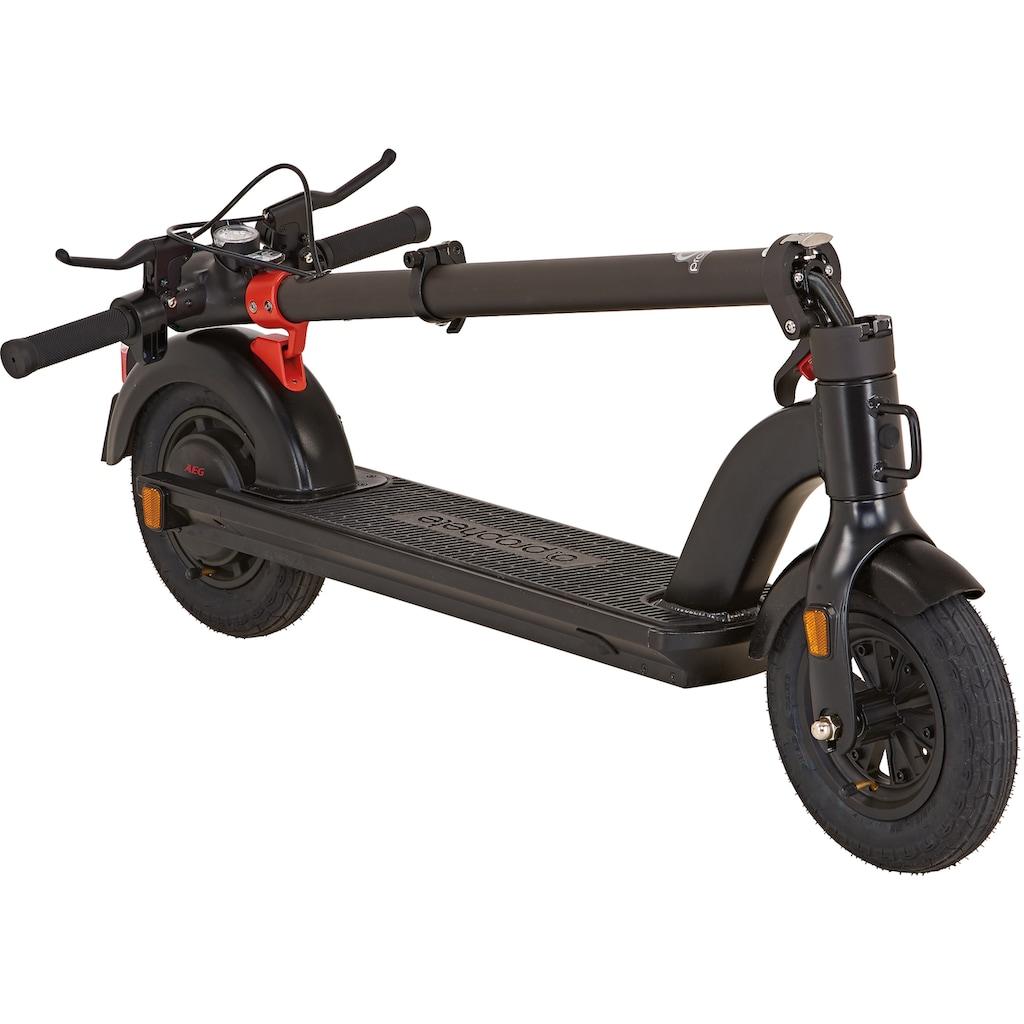 Prophete E-Scooter »Prophete E-Scooter mit Straßenzulassung«