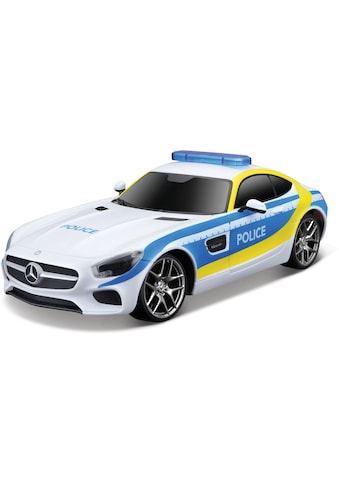Maisto Tech RC-Auto »Mercedes AMG GT, Polizei«, mit Licht und Sound kaufen