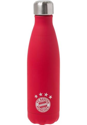 FC Bayern Trinkflasche »Edelstahl« kaufen