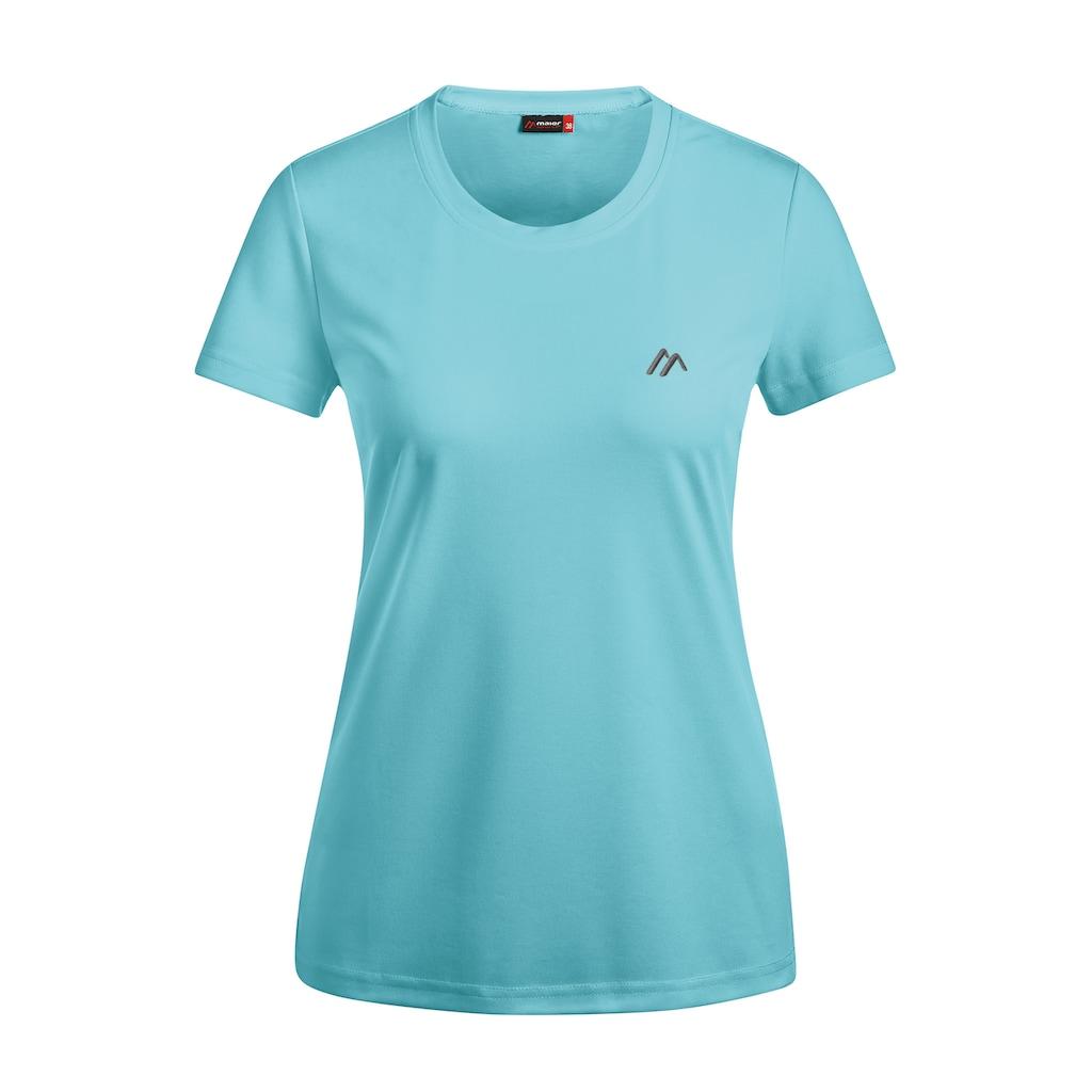 Maier Sports Funktionsshirt »Waltraud«, komfortabel und schnell trocknend