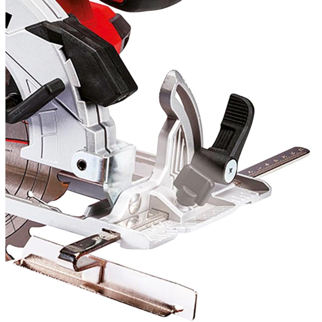 EINHELL Akku-Handkreissäge »TE-CS 18/165 Li-Solo«, Power X-Change, 165 mm, ohne Akku und Ladegerät